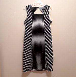 Figure Flattering Dress by Ashley Stewart size 18